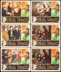 """Movie Posters:Crime, Dick Tracy (RKO, 1945). Fine/Very Fine. Lobby Cards (11) (11"""" X 14""""). Crime.. ... (Total: 11 Items)"""