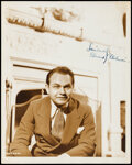 """Movie Posters:Miscellaneous, Edward G. Robinson Lot (Warner Bros., 1930s). Very Fine-. Autographed Portrait Photo (8"""" X 10""""). Miscellaneous.. ..."""