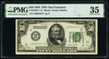Small Size:Federal Reserve Notes, Fr. 2100-L* $50 1928 Federal Reserve Star Note. PMG Choice Very Fine 35.. ...