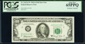 Small Size:Federal Reserve Notes, Fr. 2163-G* $100 1963A Federal Reserve Star Note. PCGS Gem New 65PPQ.. ...