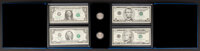 Department of the Treasury-Bureau of Engraving and Printing Texas Coin and Currency Set of Dallas 2003 Federal Reserve N...