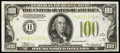 Fr. 2152-H* $100 1934 Light Green Seal Federal Reserve Star Note. PCGS Very Fine 35