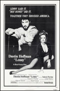 """Movie Posters:Drama, Lenny & Other Lot (United Artists, 1974). Folded, Overall: Very Fine-. One Sheets (5) (27"""" X 41""""). Drama.. ... (Total: 5 Items)"""
