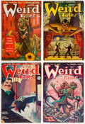 Pulps:Horror, Weird Tales Group of 18 (Popular Fiction, 1948-50) Condition: Average VG.... (Total: 18 Items)
