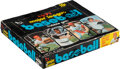 Baseball Cards:Unopened Packs/Display Boxes, 1971 Topps Baseball (1st Series) Wax Box With 24 Unopened Packs. ...
