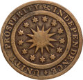 """Political:Inaugural (1789-present), George Washington: """"Unity, Prosperity & Independence"""" Inaugural Button...."""