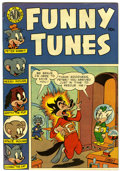 Golden Age (1938-1955):Funny Animal, Funny Tunes #1 (Avon, 1953) Condition: VF-....