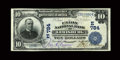 National Bank Notes:Pennsylvania, Lewisburg, PA - $10 1902 Date Back Fr. 616 The Union NB Ch. # (E)784. ...