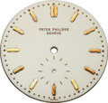 Timepieces:Other , Patek Philippe, Rare First Generation Enameled Dial For Re...