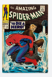 The Amazing Spider-Man #52 (Marvel, 1967) Condition: FN/VF