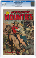 Golden Age (1938-1955):Adventure, Approved Comics #12 (St. John, 1954) CGC FN+ 6.5 Cream to off-white pages....