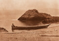 Photographs, Edward Sheriff Curtis (American, 1868-1952). The Columbia Near Wind River, 1910. Photogravure, printed by Andrew & Son. ...