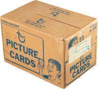 1980 Topps Baseball Unopened Vending Case With Twenty-Four Untouched Boxes!
