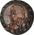 1790 3PENCE Standish Barry Threepence, Breen-1019, W-8510, MS61 PCGS....(PCGS# 609)