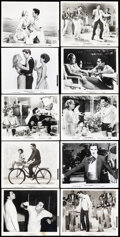 """Movie Posters:Elvis Presley, Fun in Acapulco (Paramount, 1963). Very Fine-. Photos (21), Color Photos (2) (approx. 8"""" X 10"""") & Trimmed Photo (7.75"""" X 9.5... (Total: 24 Items)"""