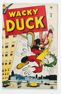 Golden Age (1938-1955):Funny Animal, Wacky Duck #6 (Marvel, 1947) Condition: FN+....