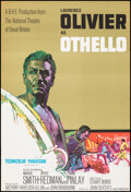 """Movie Posters:Drama, Othello (BHE, 1966). Rolled, Very Fine-. British One Sheet (27"""" X 40""""). Drama.. ..."""