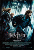 """Movie Posters:Fantasy, Harry Potter and the Deathly Hallows: Part 1 (Warner Bros., 2010). Rolled, Very Fine+. One Sheet (27"""" X 40"""") DS Advance. Fan..."""