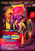 """Movie Posters:Drama, Mo' Better Blues & Other Lot (Universal, 1990). Rolled, Very Fine. One Sheets (2) (26.75"""" X 39.75"""") DS Advance. Drama.. ... (Total: 2 Items)"""
