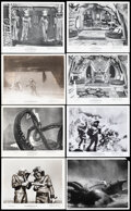 """Movie Posters:Science Fiction, 20,000 Leagues Under the Sea (Buena Vista, 1954). Very Fine-. Photos (24) (approx. 8"""" X 10"""") Bruce Bushman Artwork. Science ... (Total: 24 Items)"""