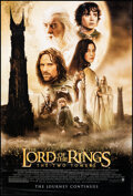 """Movie Posters:Fantasy, The Lord of the Rings: The Two Towers (New Line, 2002). Rolled, Fine+. One Sheet (27"""" X 40"""") DS. Fantasy.. ..."""