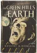 Books:Signed Editions, Robert Heinlein. The Green Hills of Earth....