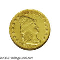 Early Quarter Eagles: , 1806/4 $2 1/2 8x5 Stars--Ex-Jewelry--ANACS. AU Details, Net ...