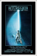 """Movie Posters:Science Fiction, Return of the Jedi (20th Century Fox, 1983). Rolled, Very Fine+. One Sheet (27"""" X 41"""") Studio Style A, Tim Reamer Artwork. S..."""