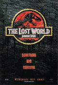 """Movie Posters:Science Fiction, The Lost World: Jurassic Park (Universal, 1997). Rolled, Very Fine+. One Sheet (26.75"""" X 39.75"""") DS Advance. Science Fiction..."""