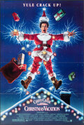"""Movie Posters:Comedy, National Lampoon's Christmas Vacation (Warner Bros., 1989). Folded, Very Fine+. One Sheet (26.75"""" X 40.25"""") DS. Chris Consan..."""
