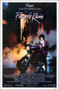 """Movie Posters:Rock and Roll, Purple Rain (Warner Bros., 1984). Folded, Very Fine-. One Sheet (27"""" X 41""""). Rock and Roll.. ..."""