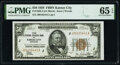 Small Size:Federal Reserve Bank Notes, Fr. 1880-J $50 1929 Federal Reserve Bank Note. PMG Gem Uncirculated 65 EPQ.. ...