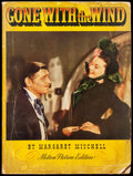 """Movie Posters:Academy Award Winners, Gone with the Wind by Margaret Mitchell (Macmillan, 1939). Fine. Motion Picture Edition Softcover Book (391 Pages, 7.25"""" X 9..."""
