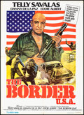 """Movie Posters:Drama, Border Cop & Other Lot (Le Circuit Empire, 1979). Folded, Fine/Very Fine. International One Sheet (27.5"""" X 39.25"""") & One She... (Total: 2 Items)"""