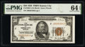 Fr. 1880-J $50 1929 Federal Reserve Bank Note. PMG Choice Uncirculated 64 EPQ