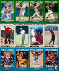 Olympic Cards:General, 1996-2003 Sports Illustrated For Kids Uncut Panels Collection (69) Plus Extras....