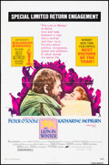 """Movie Posters:Drama, The Lion in Winter & Other Lot (Avco Embassy, R-1975). Folded, Fine+. One Sheets (2) (27"""" X 41""""). Drama.. ... (Total: 2 Items)"""