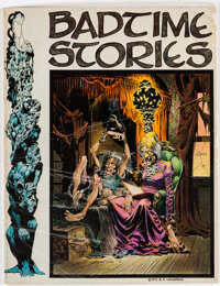 Badtime Stories #nn (Graphic Masters, 1972) Condition: VF-