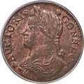 1788 Connecticut Copper, Draped Bust Left, M. 15.1-L.1, W-4585, R.4, MS62 Red and Brown PCGS. CAC....(PCGS# 687235)