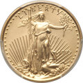 1995 $10 Quarter-Ounce Gold Eagle MS70 PCGS. PCGS Population: (51). NGC Census: (127). CDN: $6,000 Whsle. Bid for NGC/PC...