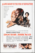 """Movie Posters:Drama, Doctor Zhivago & Other Lot (MGM, R-1980). Folded, Very Fine. One Sheets (3) (27"""" X 41"""") Howard Terpning Artwork. Drama.. ... (Total: 3 Items)"""