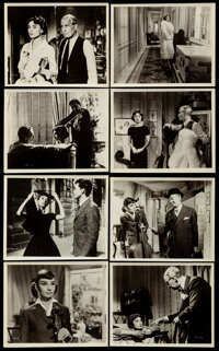 """Love in the Afternoon (Allied Artists, 1957). Fine+. Photos (20) (8"""" X 10""""). Romance. ... (Total: 20 Items)"""