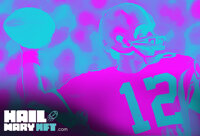 """2021 """"The Original Hail Mary"""" NFT 1/1 Including Fan Experience with Roger Staubach & Drew Pearson"""