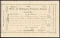 Obsoletes By State:Alabama, Selma, AL- Selma and Montgomery Navigation Company Stock Certificate 2 Shares May 15, 1866 Very Fine.. ...