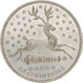 Political:Tokens & Medals, James Buchanan: Large and Desirable 1856 Campaign Rebus Me...