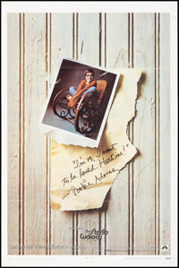 """The Sterile Cuckoo & Other Lot (Paramount, 1969). Folded, Very Fine-. One Sheets (2) (27"""" X 41""""). Romance..."""