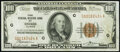 Fr. 1890-G $100 1929 Federal Reserve Bank Note. Very Fine