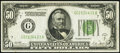 Small Size:Federal Reserve Notes, Fr. 2101-G $50 1928A Federal Reserve Note. Very Fine-Extremely Fine.. ...