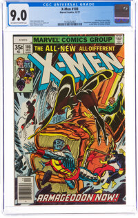 X-Men #108 (Marvel, 1977) CGC VF/NM 9.0 Off-white to white pages