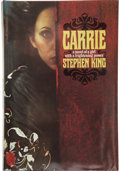 Books:First Editions, Stephen King. Carrie....